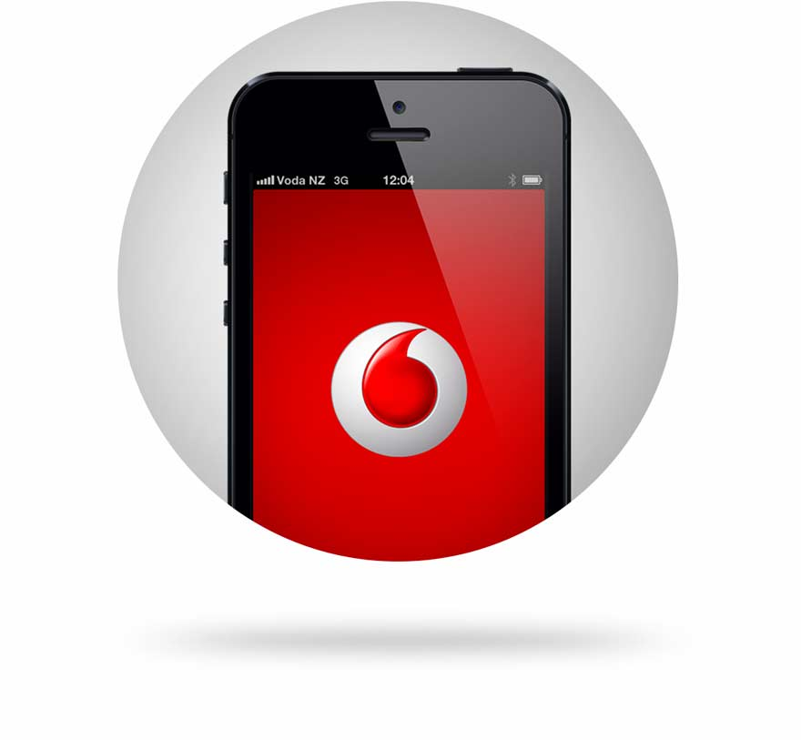 My Vodafone Mobile App
