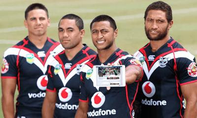 Vodafone Warriors