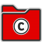 Illegal File Sharing Icon