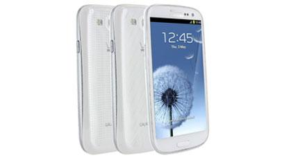 Samsung GALAXY S3 Slim Flexi Case 2 Pack