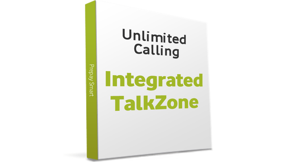 plan image Integrated TalkZone