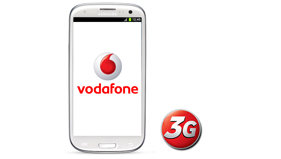 Vodafone 3G mobile phone