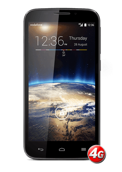 Vodafone Smart 4 Power Black 4G