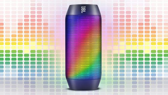 Win a JBL Pulse speaker