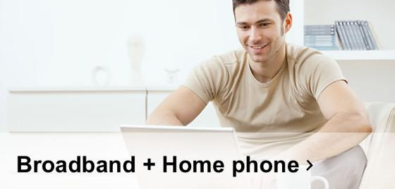 Broadband & Home phone