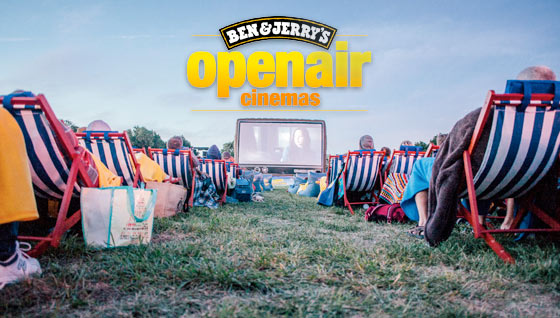Openair Cinema 2 for 1 tickets