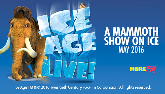 Ice Age Live! A mammoth show on ice.