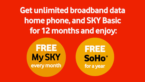 Free SKY Sport for a year