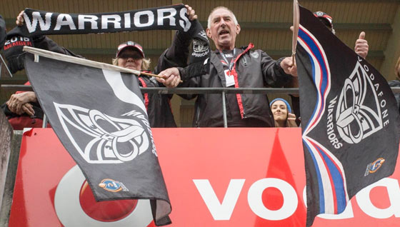 Win tickets to see Vodafone Warriors take on the West Tigers