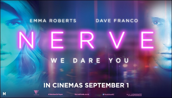 Win a double in-season pass to see Nerve