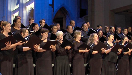 Win tickets to The Graduate Choir NZ
