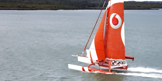 Team Vodafone Sailing