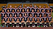 The Vodafone Warriors