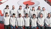 The TeamVodafone crew