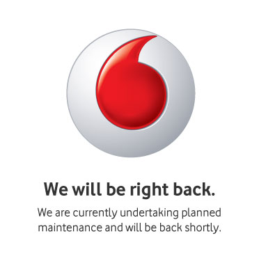 We will be right back. We are currently undertaking planned maintenance and will be back shortly.