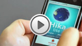 Hika app You Tube video
