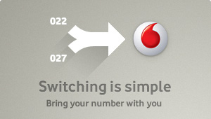 Switching is simple, bring your number with you