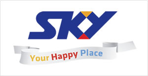 SKY your happy place