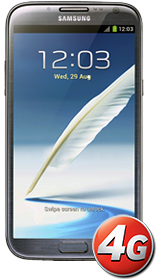 Samsung Galaxy Note II 4G