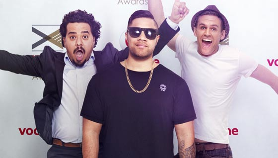 Vodafone Pacific Music Awards - buy 1 ticket and get 1 free