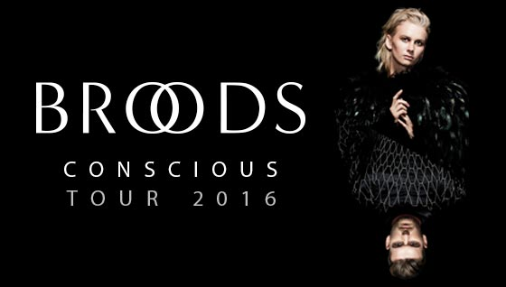 Win tickets to Broods