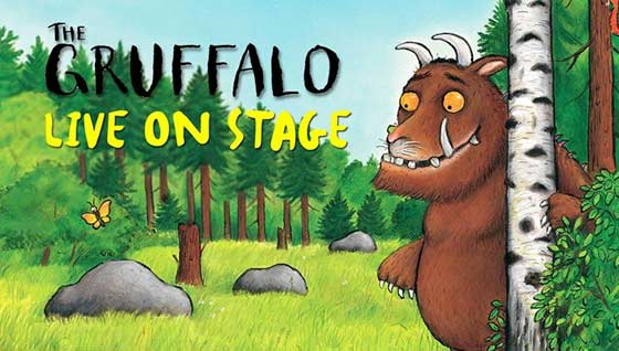 Win a family pass to The Gruffalo