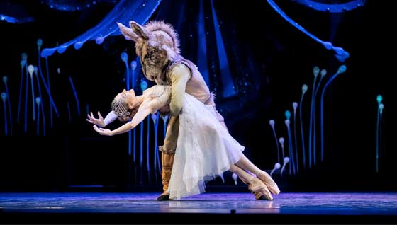 2 for 1 tickets to a Midsummer Night's Dream