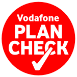 Graphic: Vodafone Plan Check.