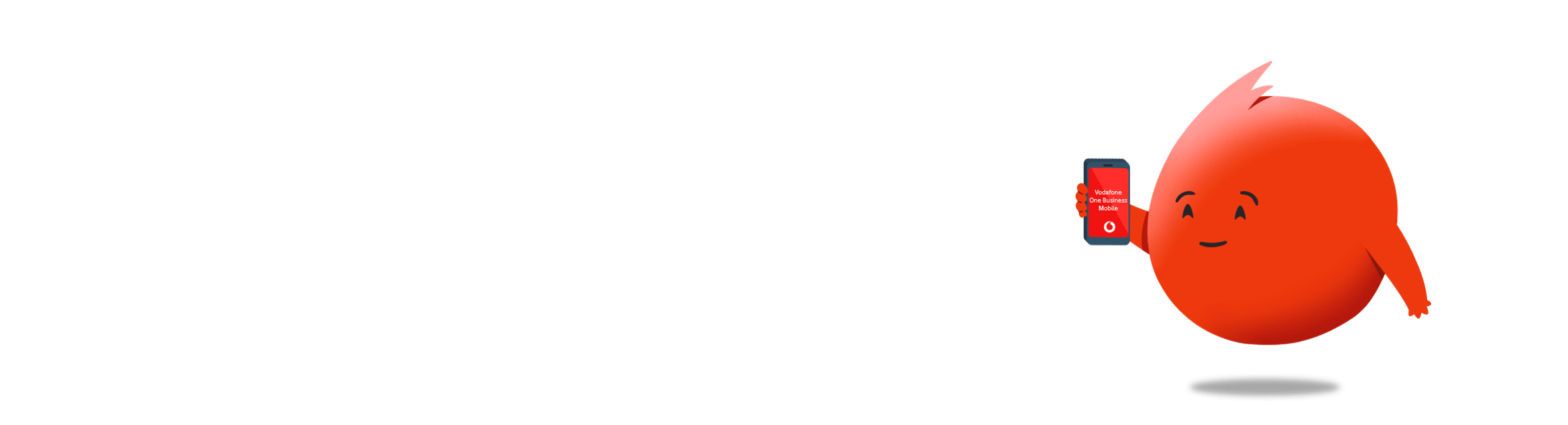 Vodafone One Business Mobile Hello Banner